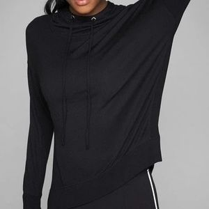 Athleta • Pullover Soft Hoodie • New!